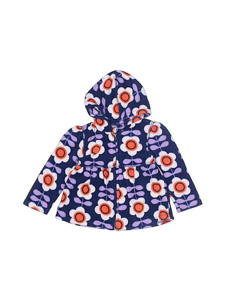 Old Navy Girls Fleece Jacket Size 12-18 mo