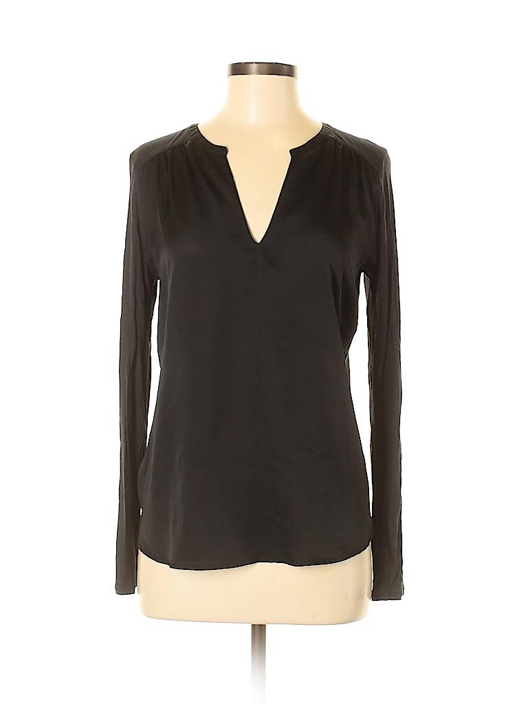 Lucky Brand Women Long Sleeve Blouse Size M