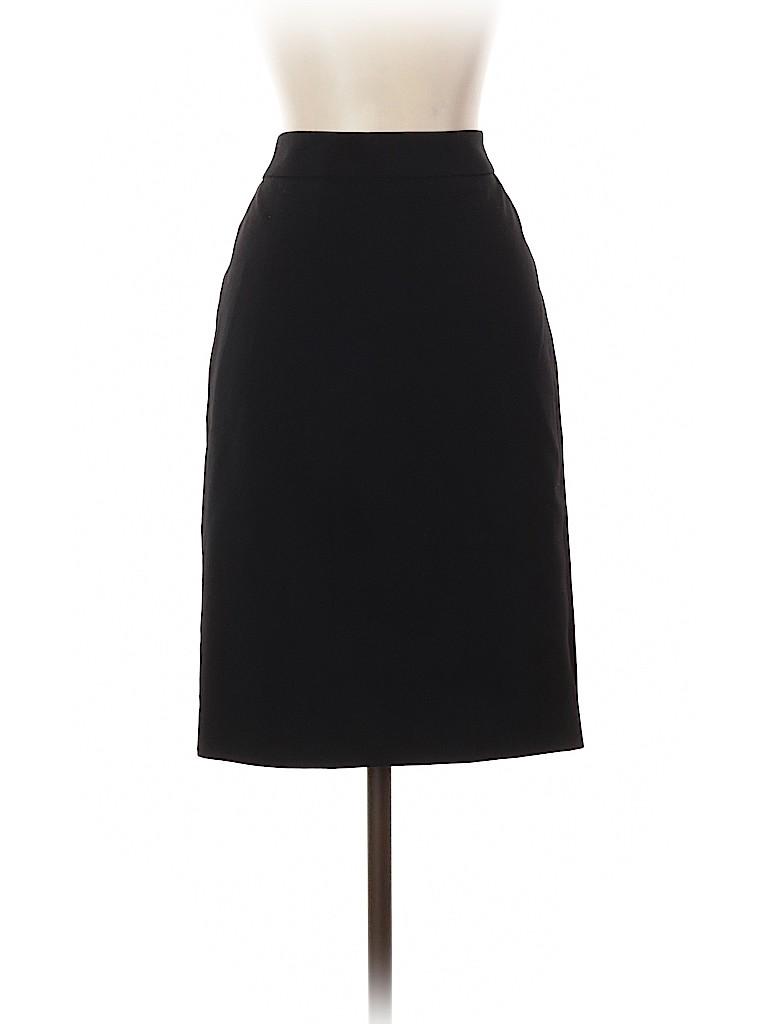 Max Mara Women Wool Skirt Size 38 (IT)