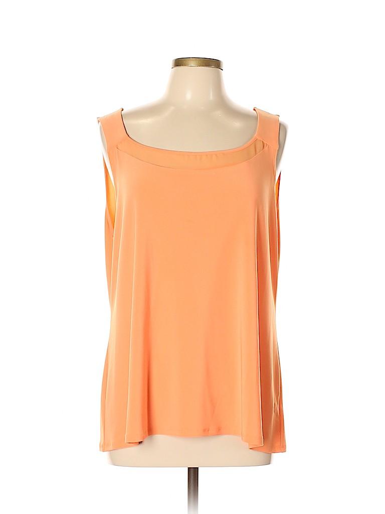 Cato Women Sleeveless Top Size XL