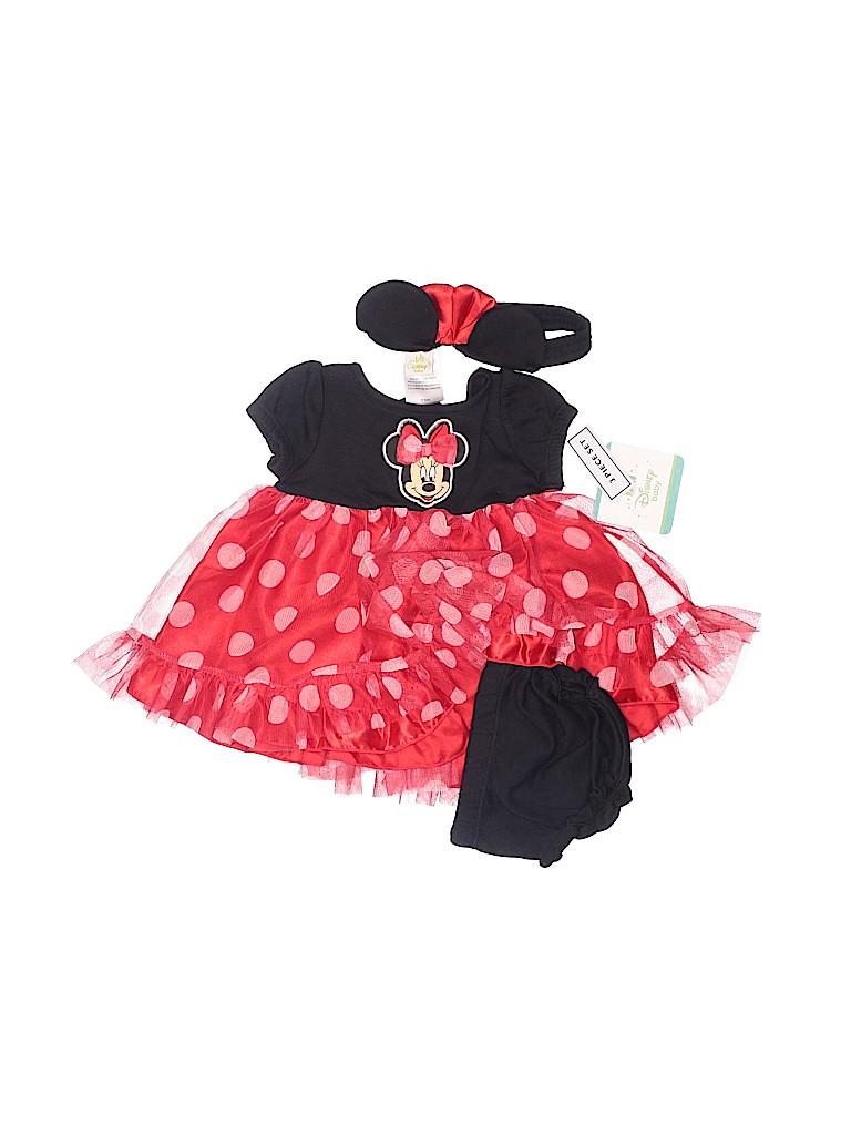 Disney Baby Girls Dress Size 0-3 mo