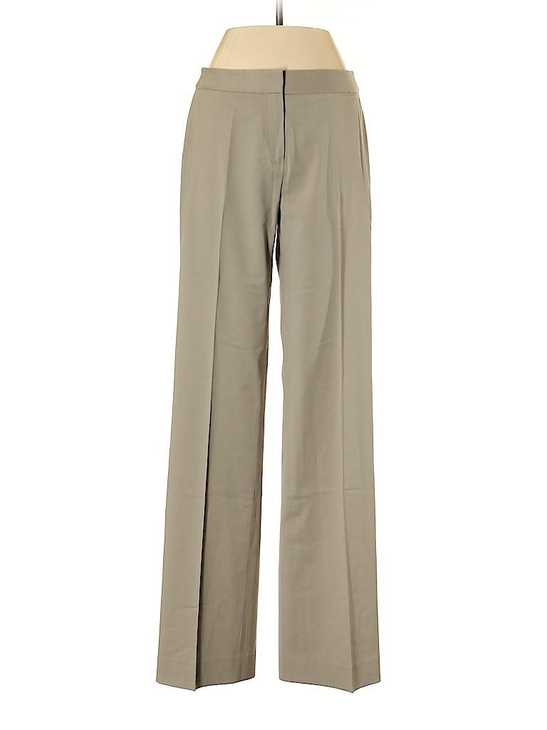 Lafayette 148 New York Women Wool Pants Size 2