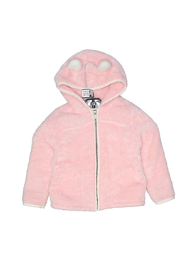Old Navy Girls Fleece Jacket Size 4T