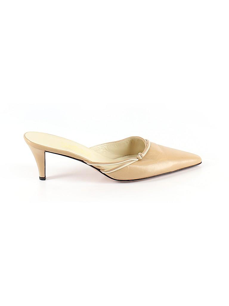 Salvatore Ferragamo Women Mule/Clog Size 11