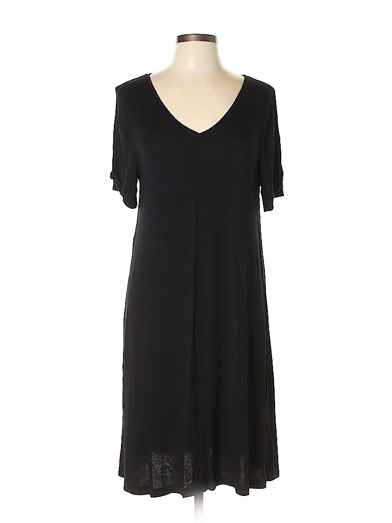 Apt. 9 Women Casual Dress Size L