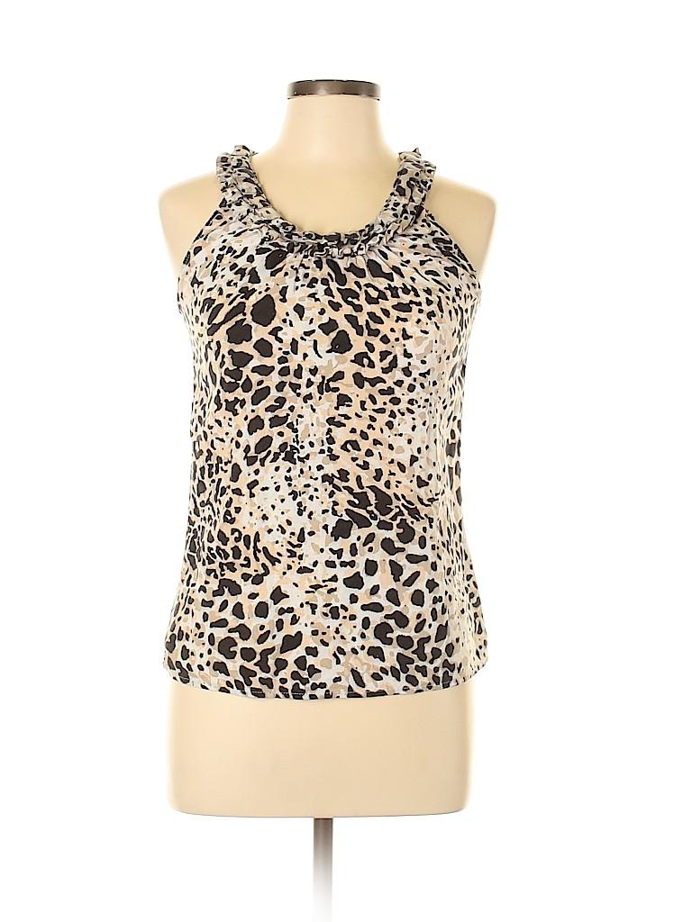 Saint Tropez West Women Sleeveless Blouse Size M
