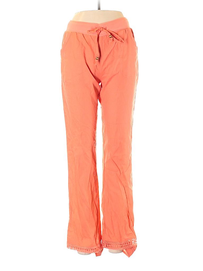 Rue21 Women Linen Pants Size M