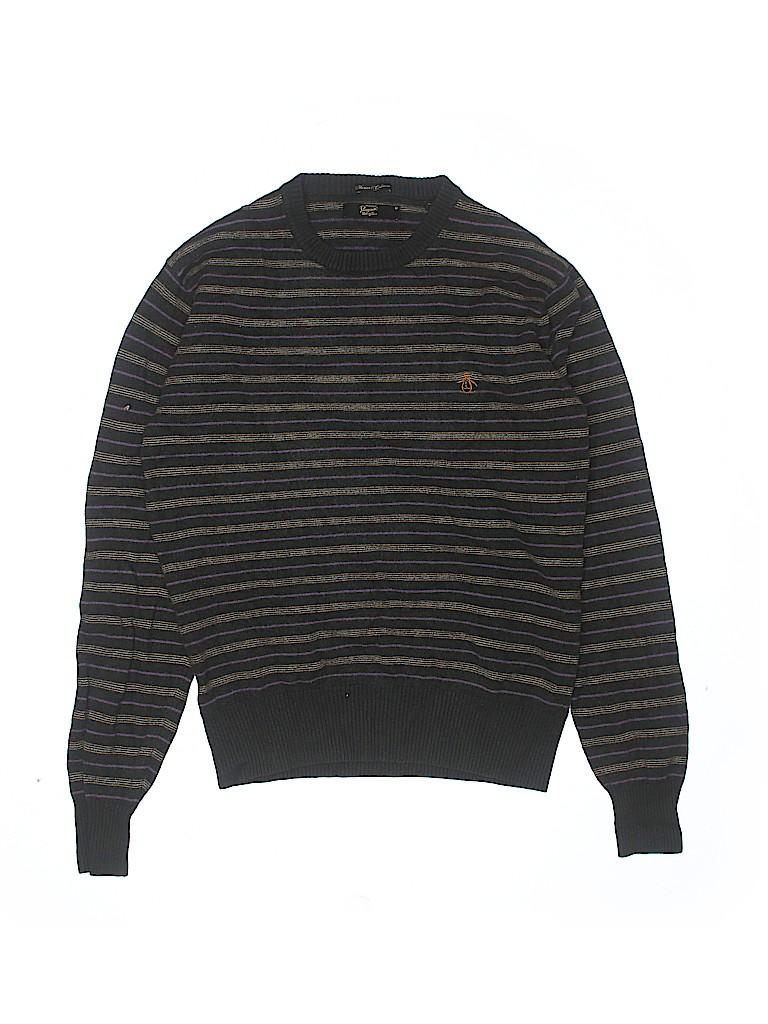 An Original Penguin by Munsingwear Boys Wool Pullover Sweater Size M (Youth)