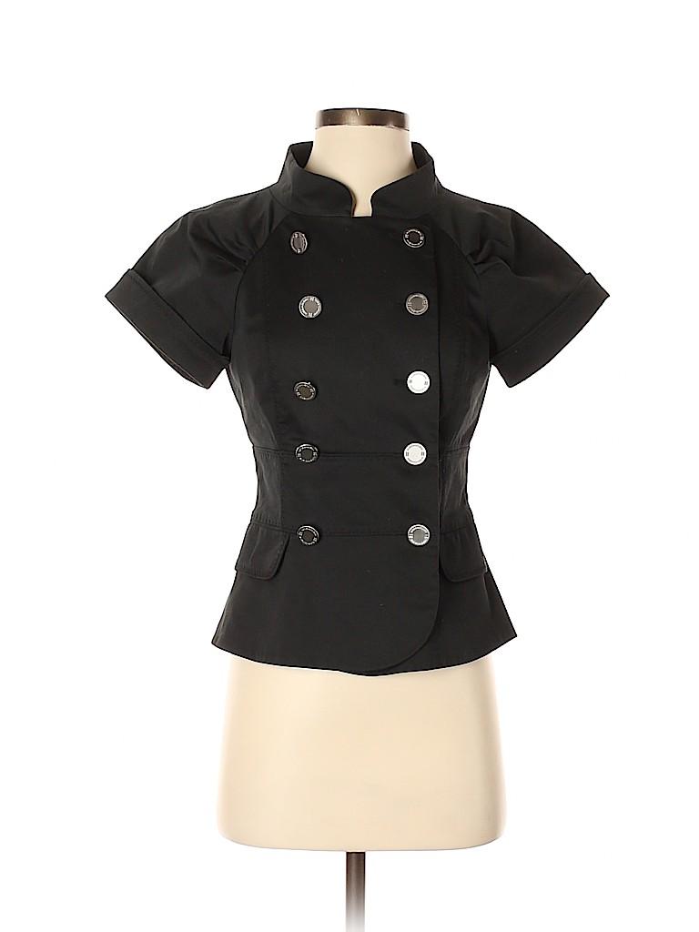 BCBGMAXAZRIA Women Jacket Size XXS