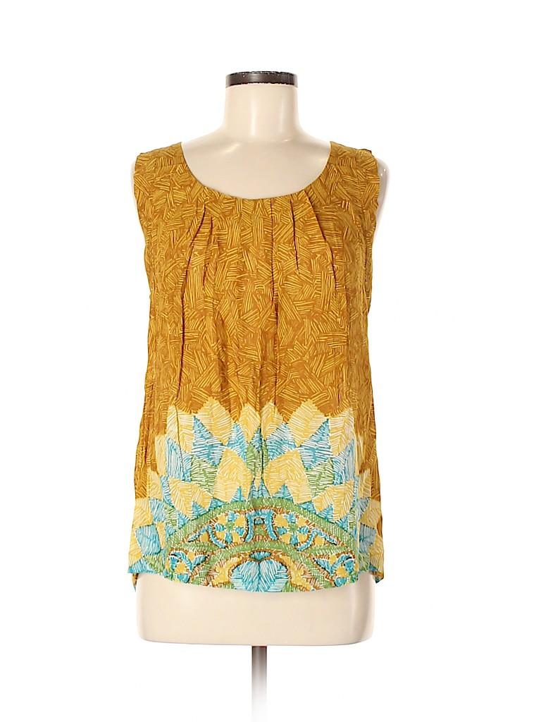 We Love Vera Women Sleeveless Blouse Size 6