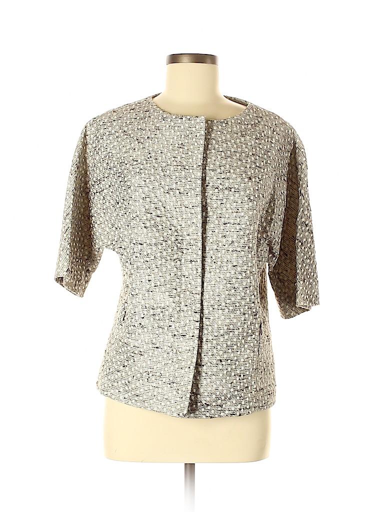 Escada Women Silk Cardigan Size 38 (EU)