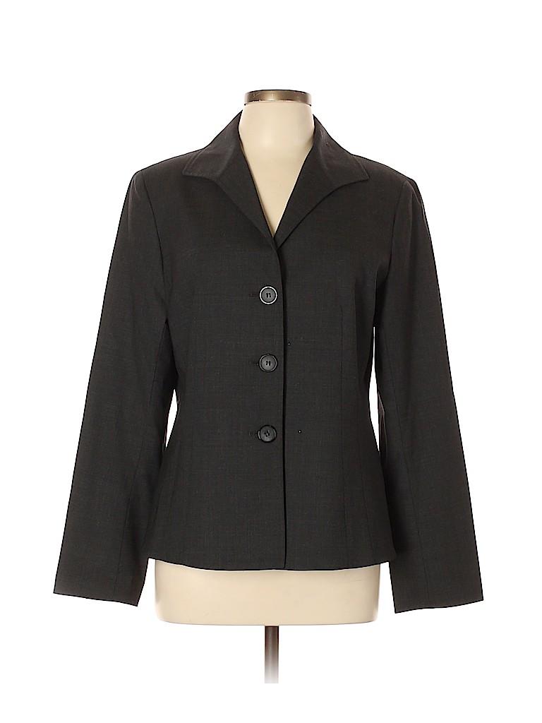Lafayette 148 New York Women Wool Blazer Size 12