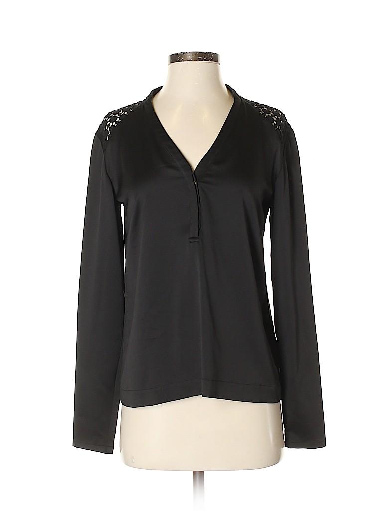 Cooper & Ella Women Long Sleeve Blouse Size S