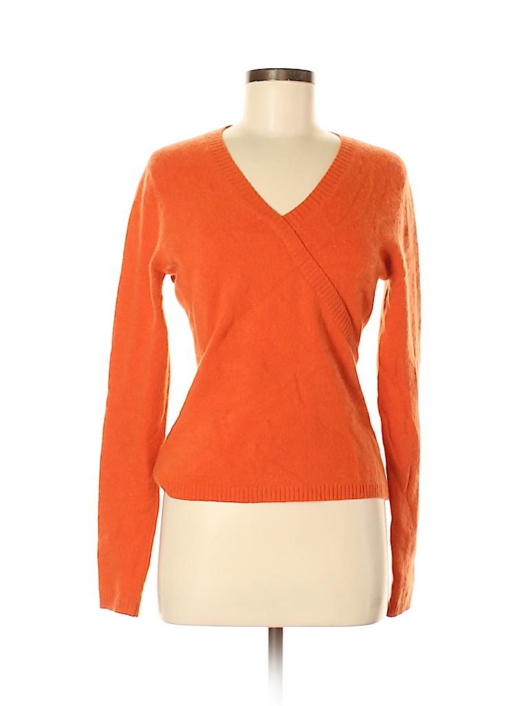 Willi Smith Women Cashmere Pullover Sweater Size M