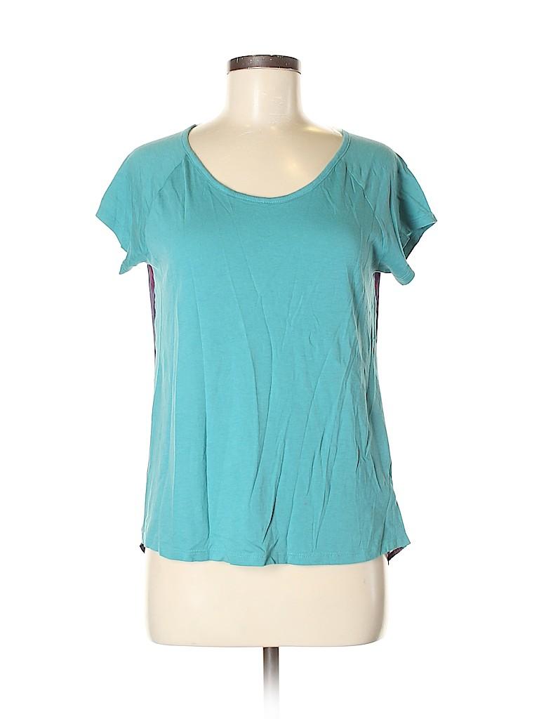 PrAna Women Short Sleeve Top Size S