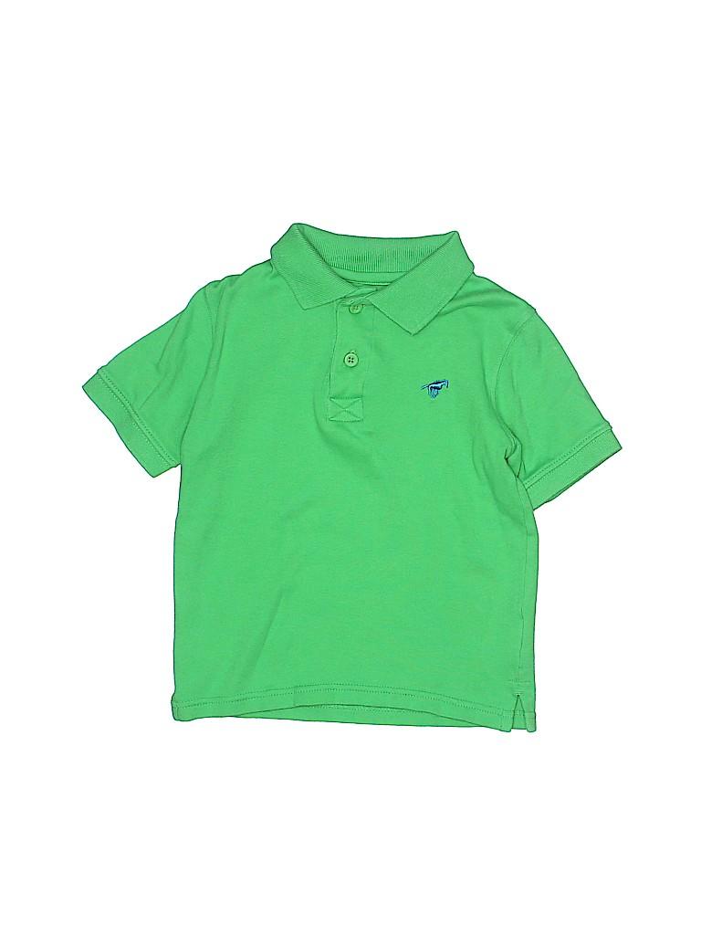 Wrangler Jeans Co Boys Short Sleeve Polo Size 4T