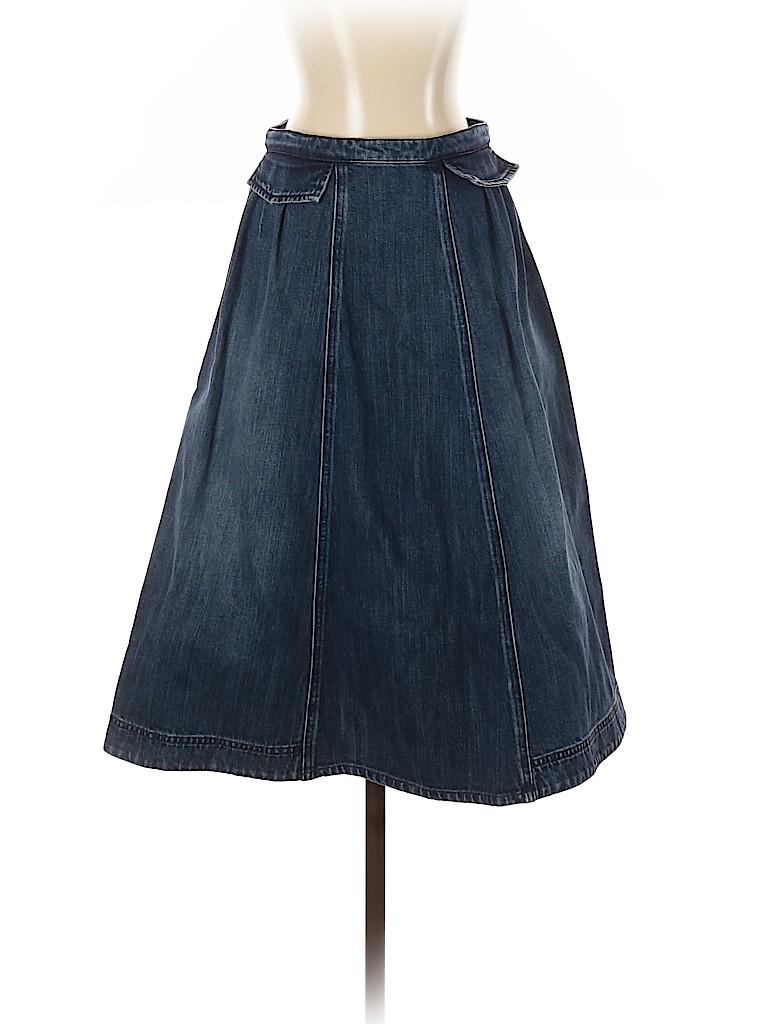 Paul Smith Women Denim Skirt Size 38 (IT)