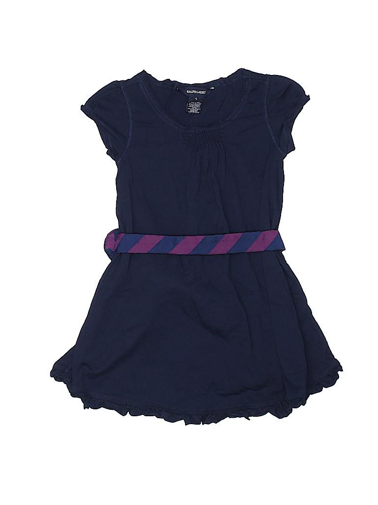 Ralph Lauren Girls Dress Size 5