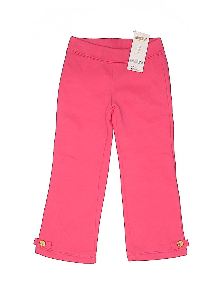 Gymboree Girls Sweatpants Size 3T