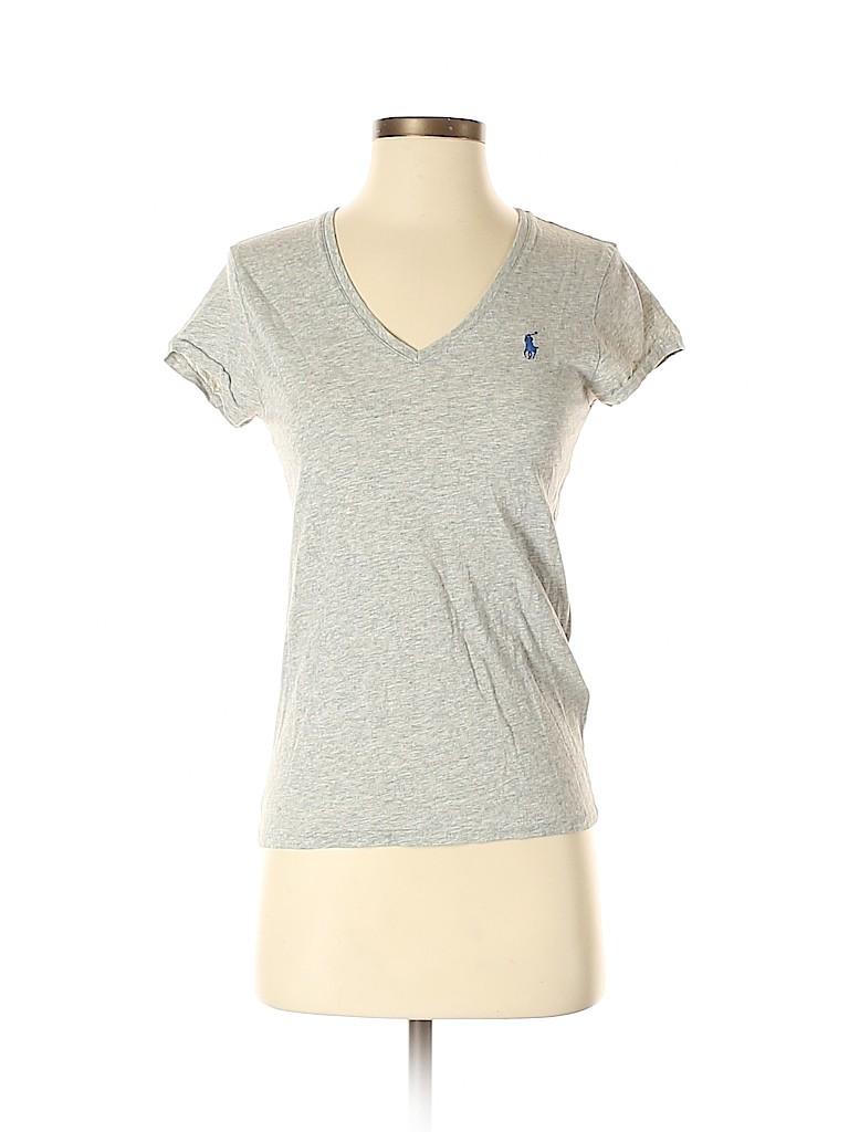 Polo by Ralph Lauren Women Short Sleeve T-Shirt Size S