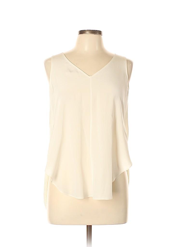 Derek Lam Women Sleeveless Silk Top Size 10