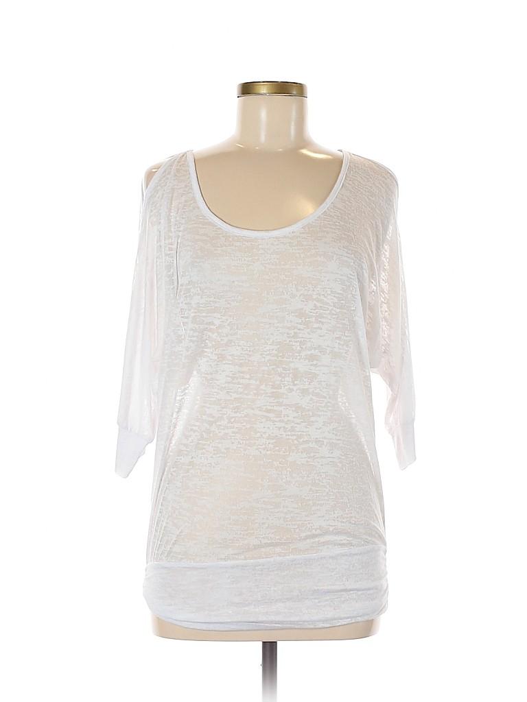 Tart Women 3/4 Sleeve Blouse Size M