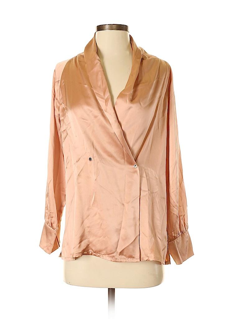 Ted Baker London Women Silk Blazer Size 8 (3)