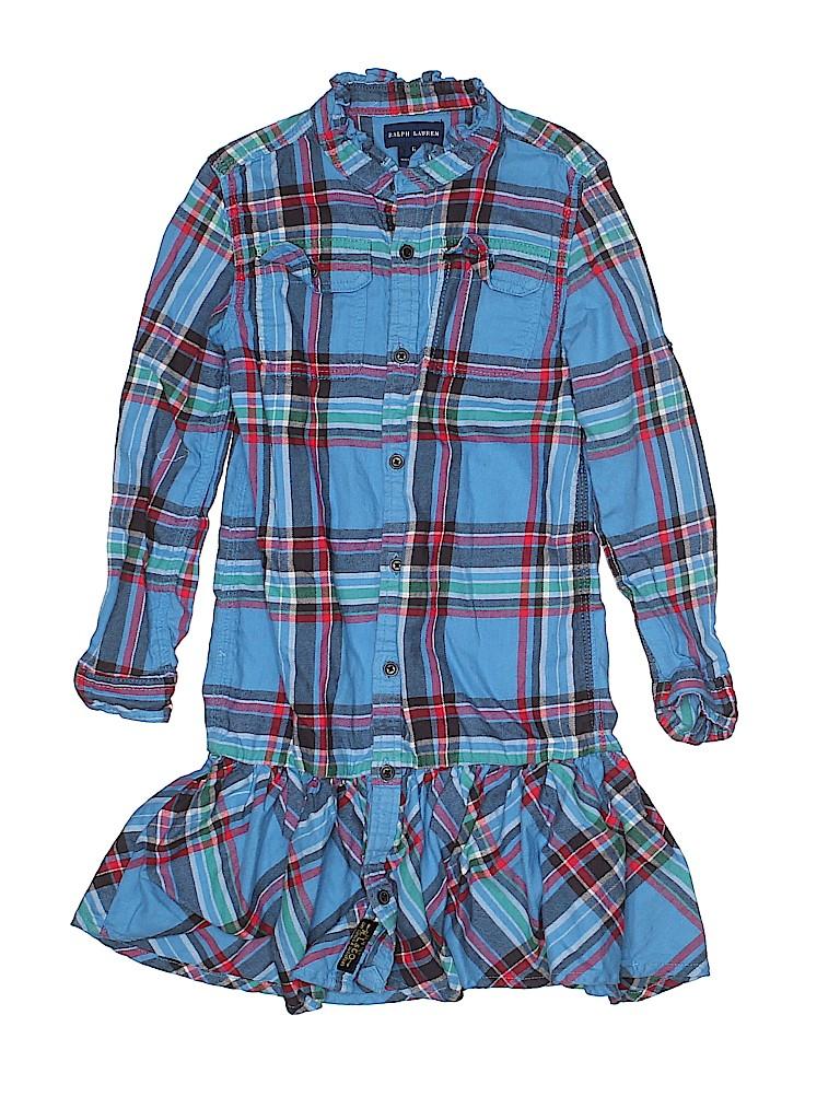 Ralph Lauren Girls Dress Size 6