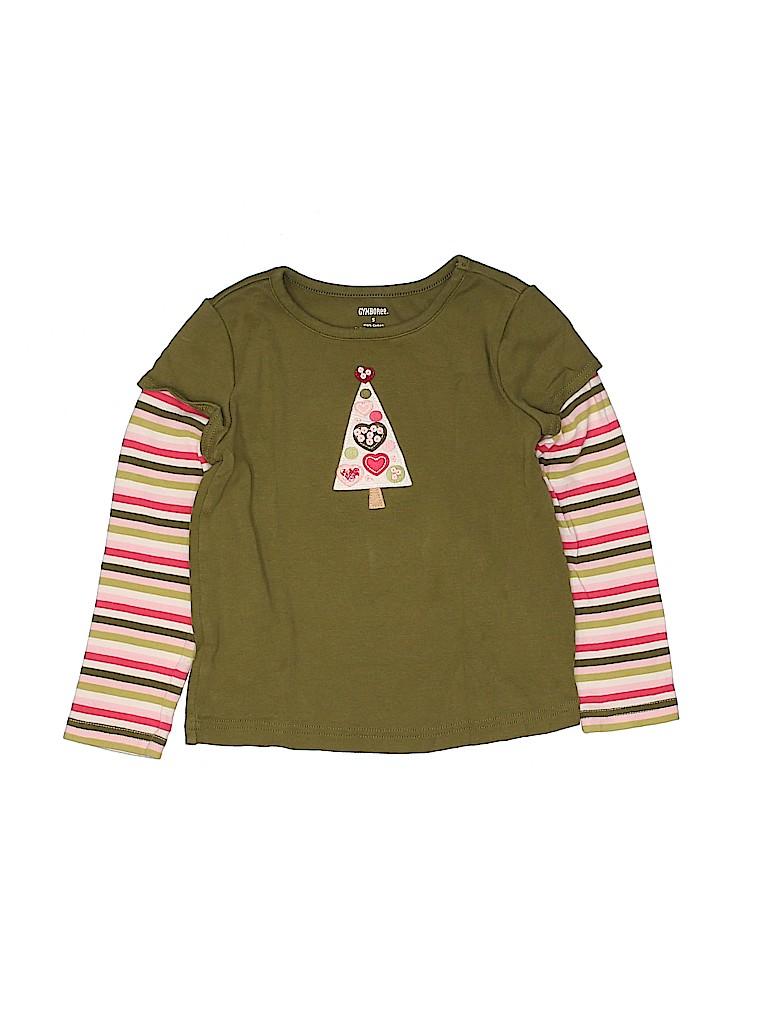 Gymboree Girls Long Sleeve T-Shirt Size 5