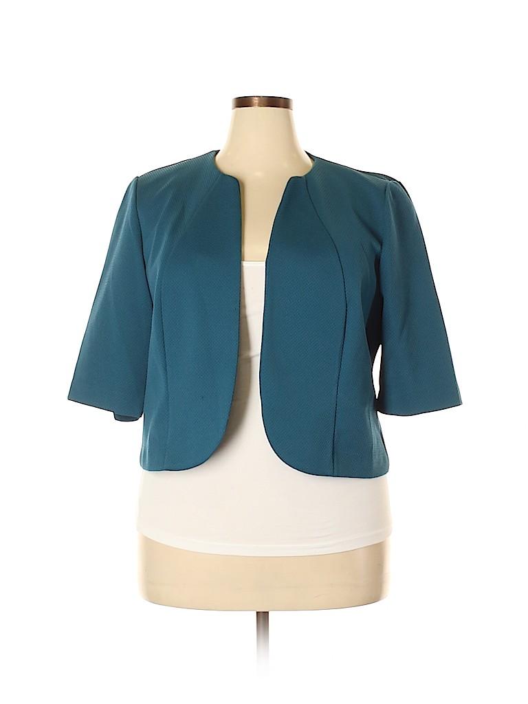 Dana Kay Women Blazer Size 18 (Plus)