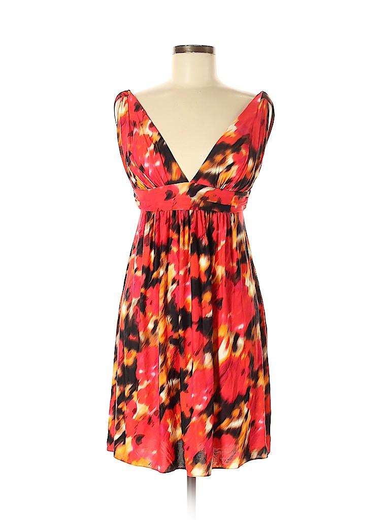 Carmen Carmen Marc Valvo Women Casual Dress Size M