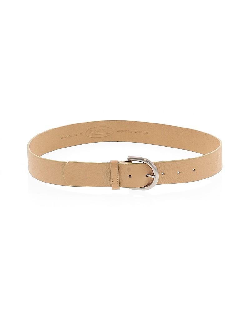 Talbots Women Leather Belt Size S