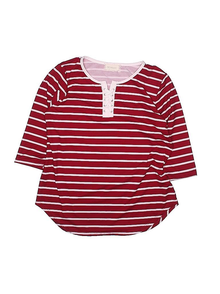Btween Girls 3/4 Sleeve Top Size 14 - 16
