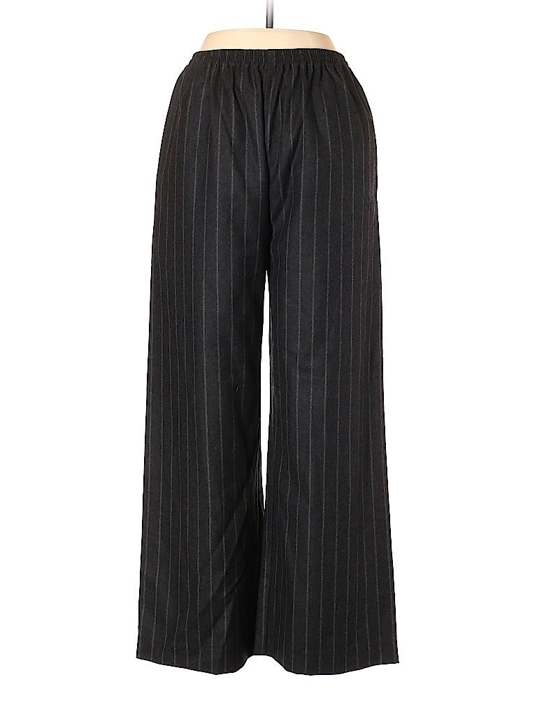 Eskandar Women Wool Pants Size 6 (0)