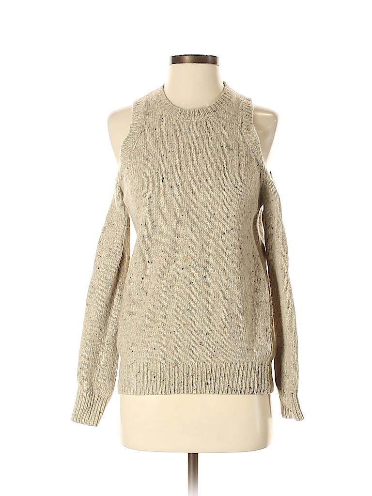 Rebecca Minkoff Women Wool Pullover Sweater Size S