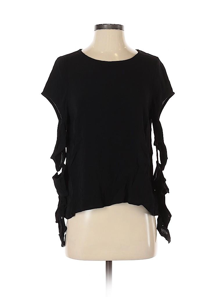 Assorted Brands Women Long Sleeve Blouse Size XS