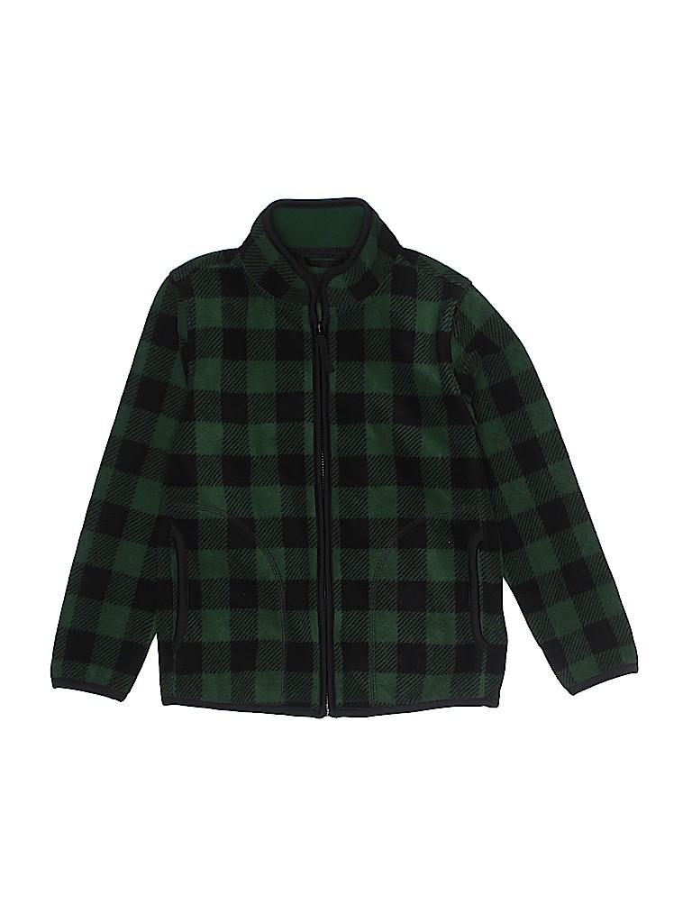 Uniqlo Boys Fleece Jacket Size 5 - 6