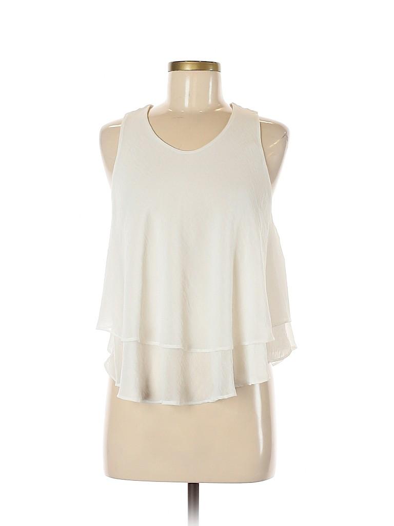 Ariella Women Sleeveless Blouse Size M