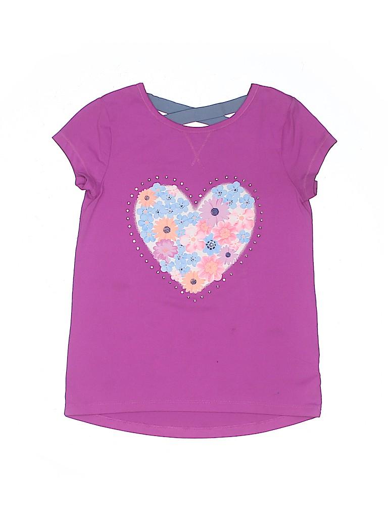 Jumping Beans Girls Active T-Shirt Size 6