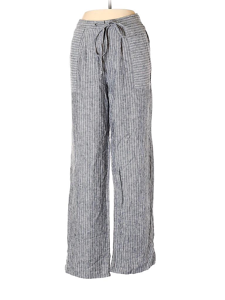 Laundry by Shelli Segal Women Linen Pants Size 10