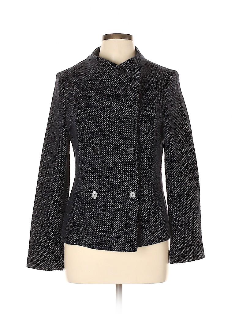Ann Taylor LOFT Women Coat Size L (Petite)