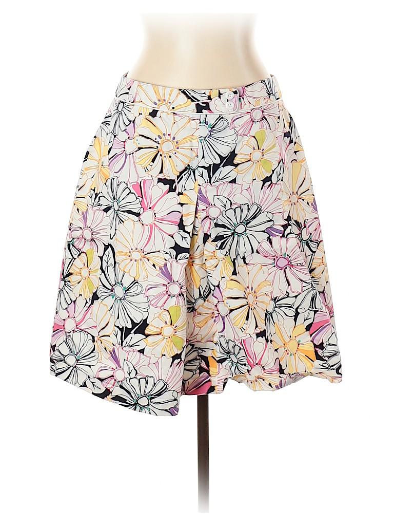 Lands' End Women Casual Skirt Size 14