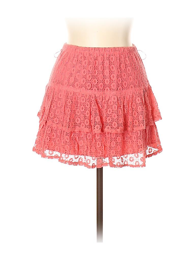 Delia's Women Casual Skirt Size L