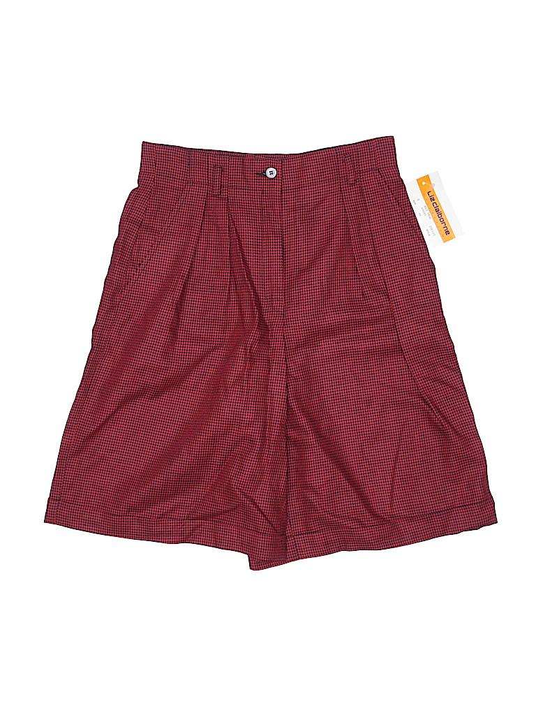 Liz Claiborne Collection Women Dressy Shorts Size 8