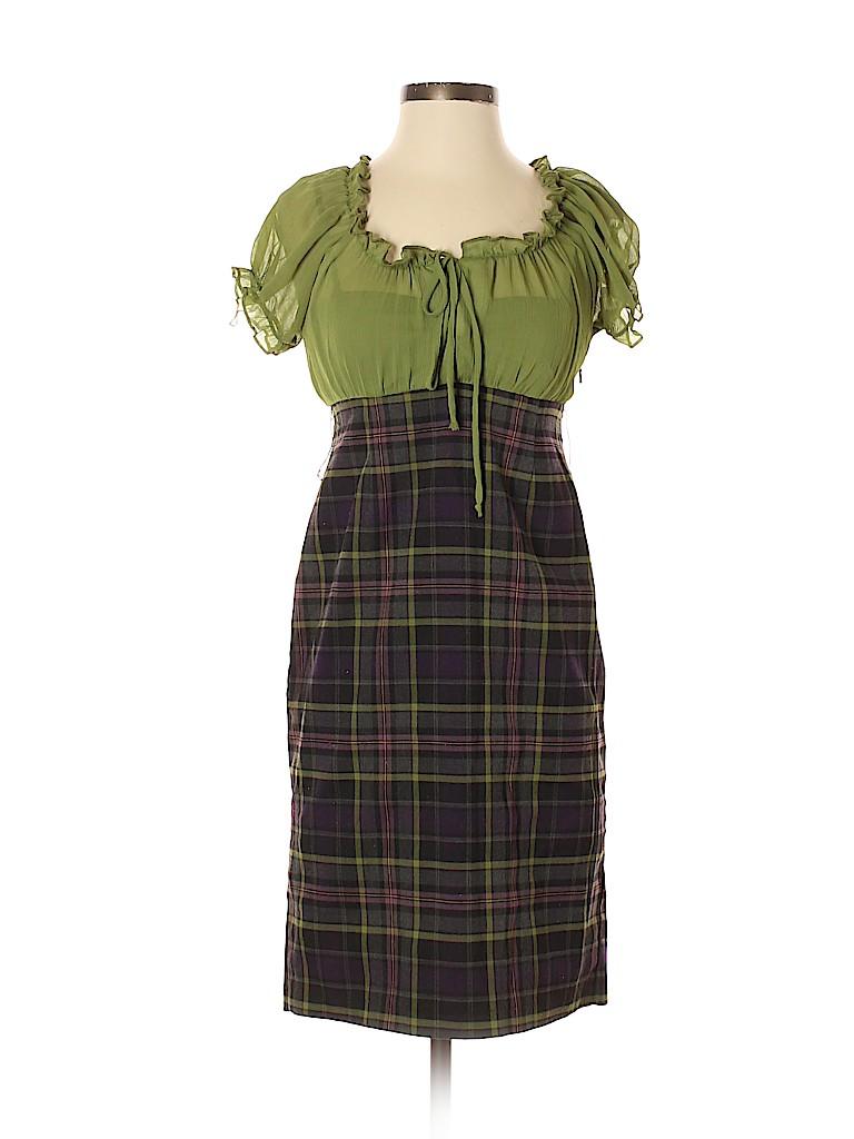 Snap Women Casual Dress Size 5