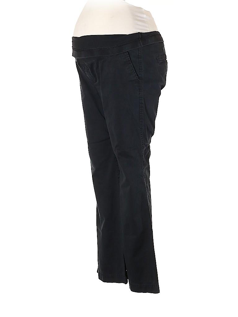 Old Navy - Maternity Women Khakis Size 10 (Maternity)