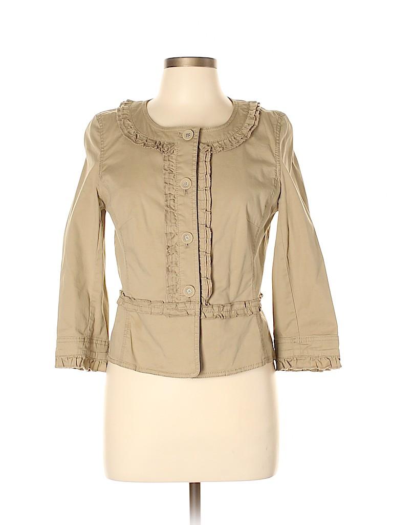 Ann Taylor LOFT Women Jacket Size 10 (Petite)