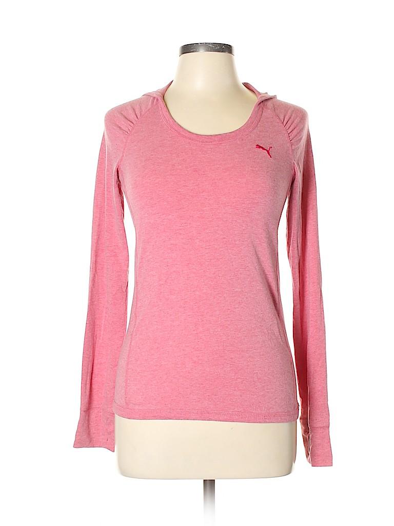 Puma Women Active T-Shirt Size S