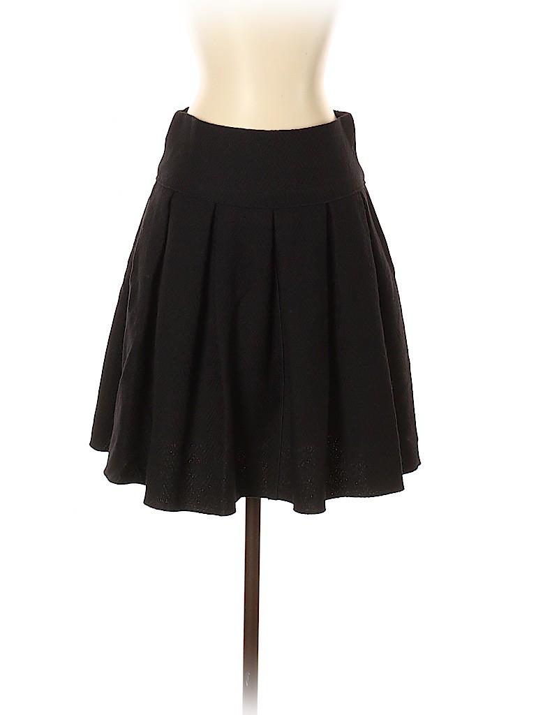 Dolce & Gabbana Women Wool Skirt Size 38 (IT)