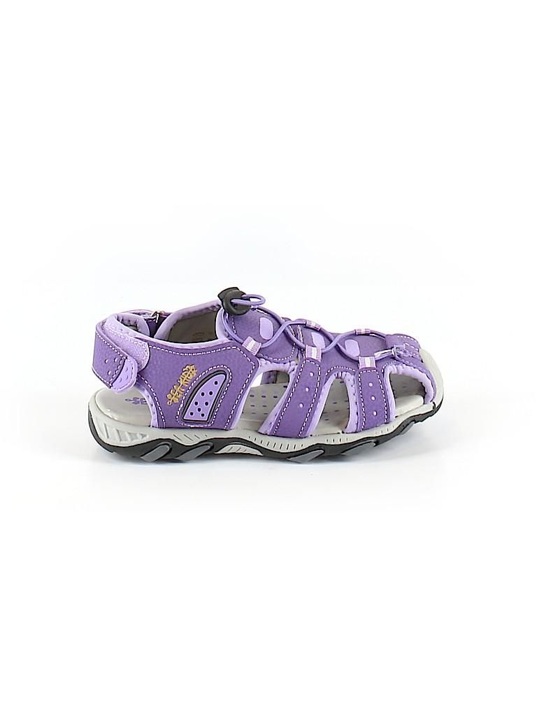 Assorted Brands Girls Sandals Size 4